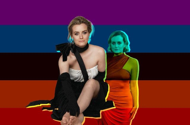 Actress Taylor Schilling Comes Out DKOIDNG