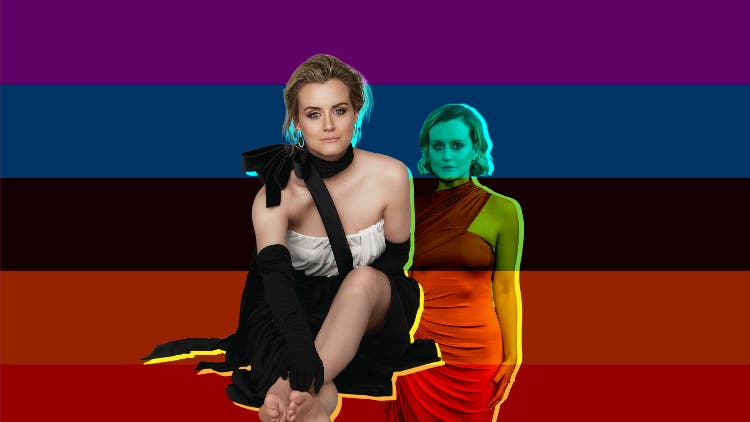 OITNB's Piper Chapman aka Taylor Schilling Comes Out As Gay