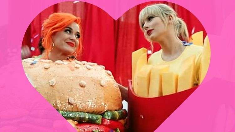 Taylor-Swift-And-Katy-Perry -Officially-Friends-Again-Hollywood-Entertainment-DKODING