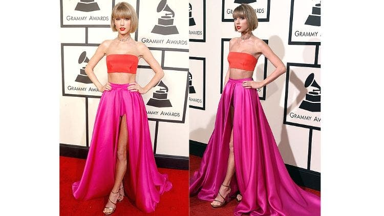 Taylor-Swift-Celebrties-With-Small-Breats-Fashion-And-Beauty-Lifestyle-DKODING