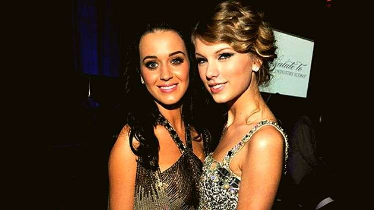Taylor-Swift-Katy-Perry-No-More-Fued-Hollywood-Entertainment-DKODING