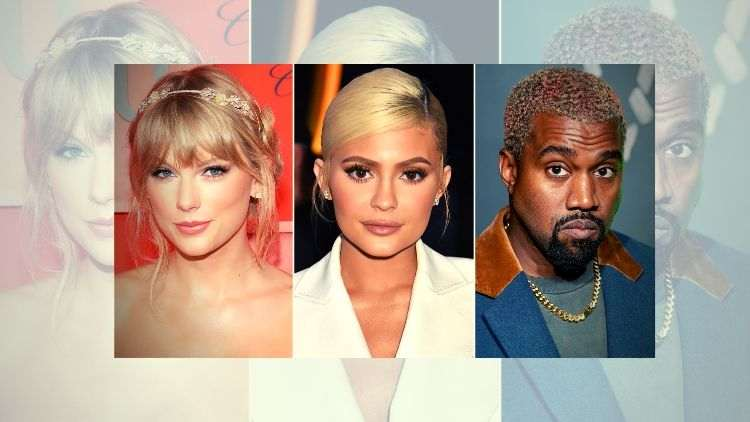 Taylor-Swift-Kylie-Jenner-Kanye-West-Highest-Paid-Forbes-2019-Trending-Today-DKODING