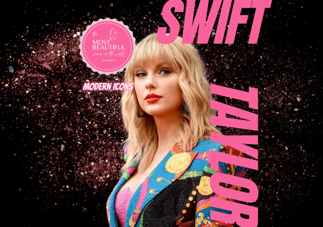 Taylor Swift PWI Modern Icons 2020
