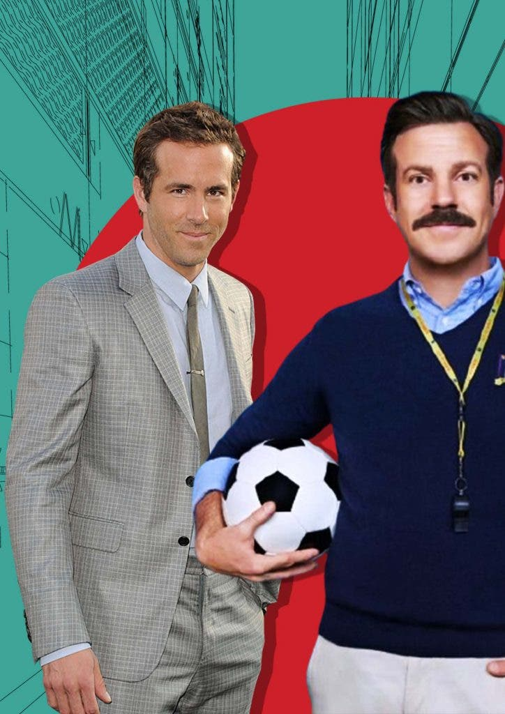 Ryan Reynolds sends ultimatum to 'Ted Lasso' makers for mocking his football club