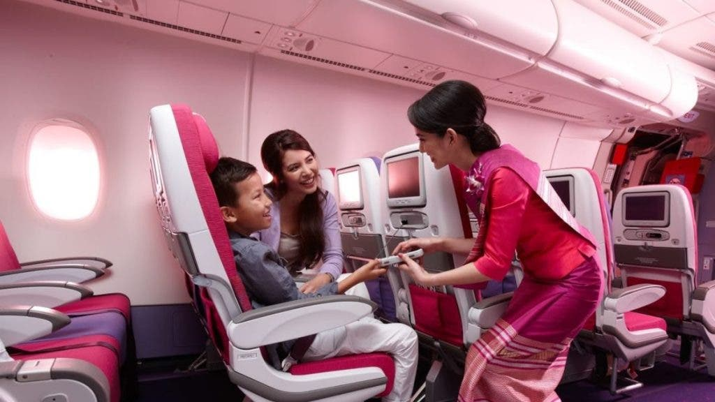 Thai - Top 5 Most Luxurious Economy Class Cabins In The World