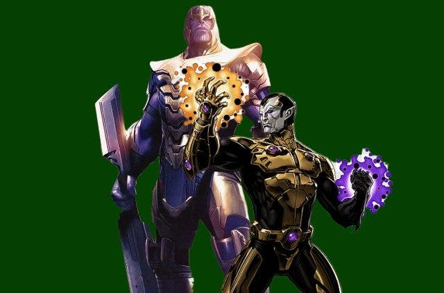 Thane Son of Thanos