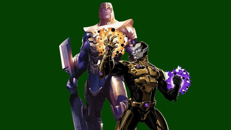 Thanos Is Coming Back To MCU With His Son Thane