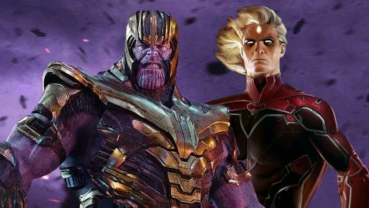 Battle of the Invincibles: When Adam Warlock fights Thanos