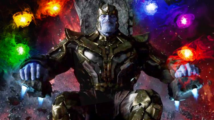 What stopped Thanos from stealing Infinity stones eons ago?