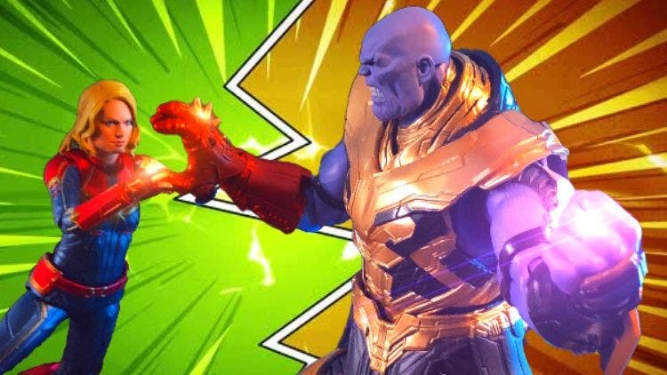 Brie Larson's Captain Marvel Defeats Thanos To Be The Most Powerful Avenger