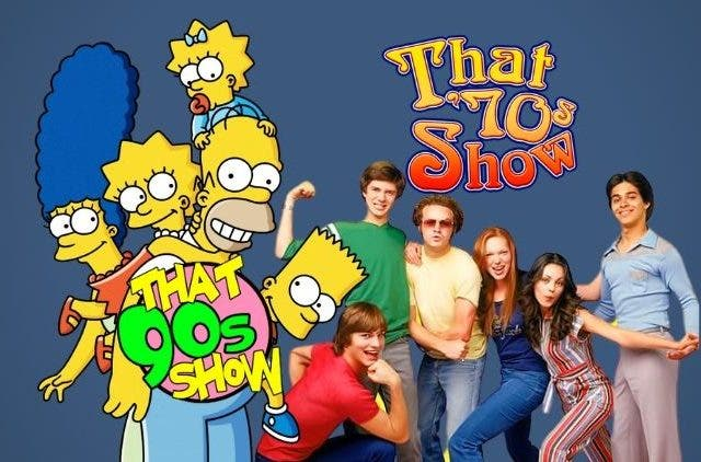 That 70s show and That 90s Show