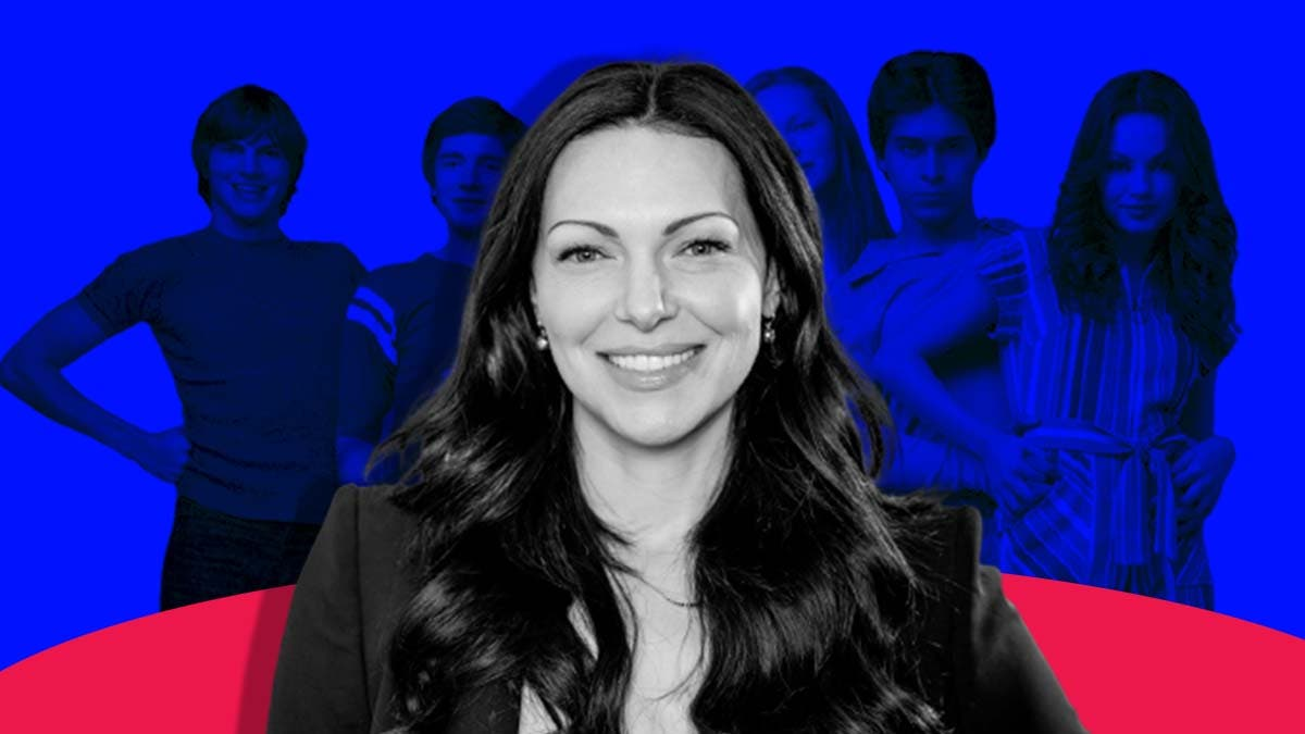 This is how Laura Prepon landed her role in 'That '70s Show'