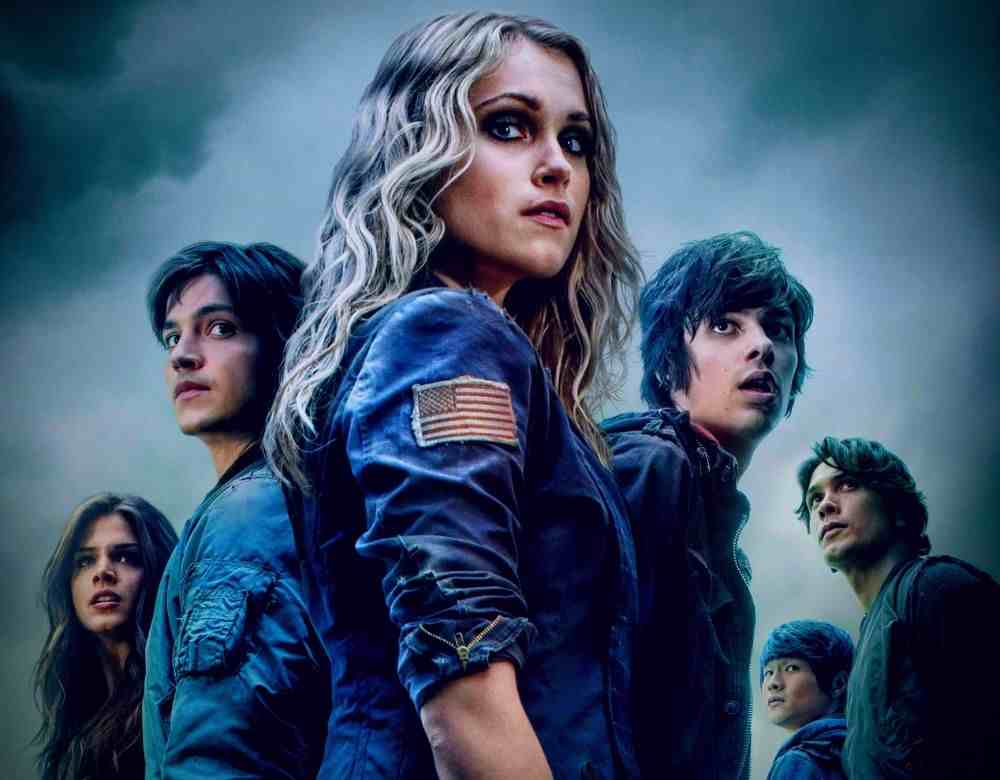 The 100 Netflix series ending in 2020 DKODING