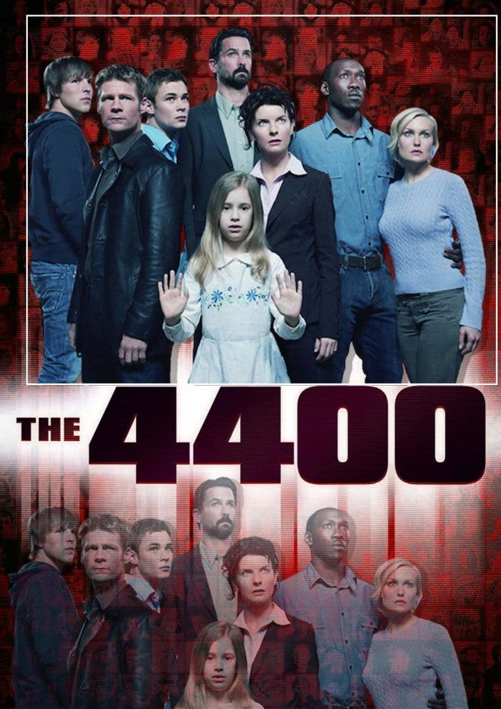 'The 4400' series is getting rebooted?