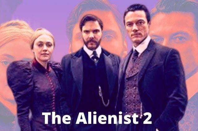 The Alienist season 2 DKODING