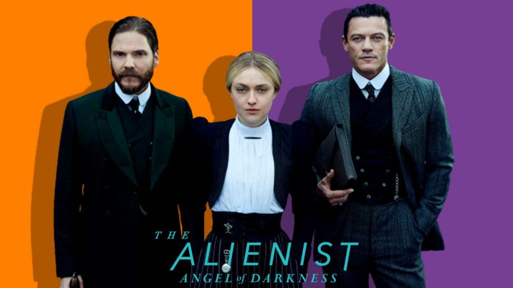 The Alienist Sequel Angel Of Darkness May Be Back For More With Dakota Fanning