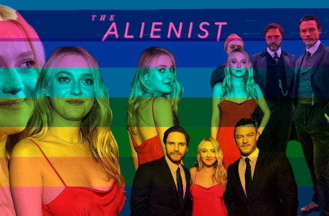 The season 2 of The Alienist
