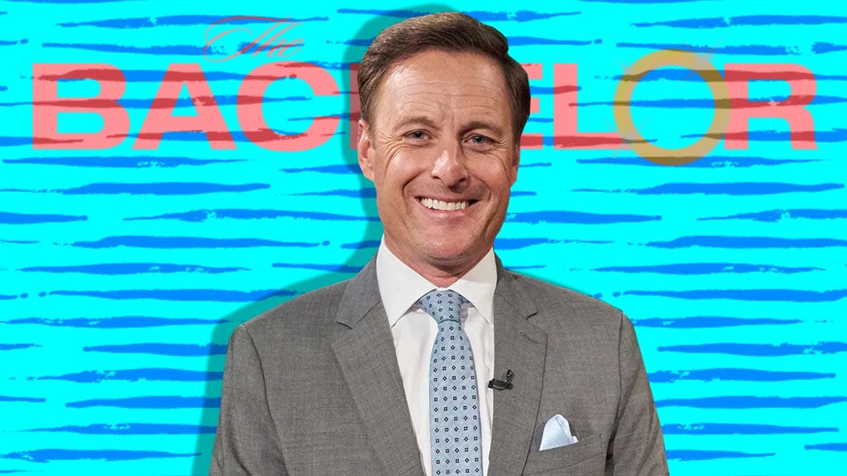 The Bachelor' heartbeat Chris Harrison