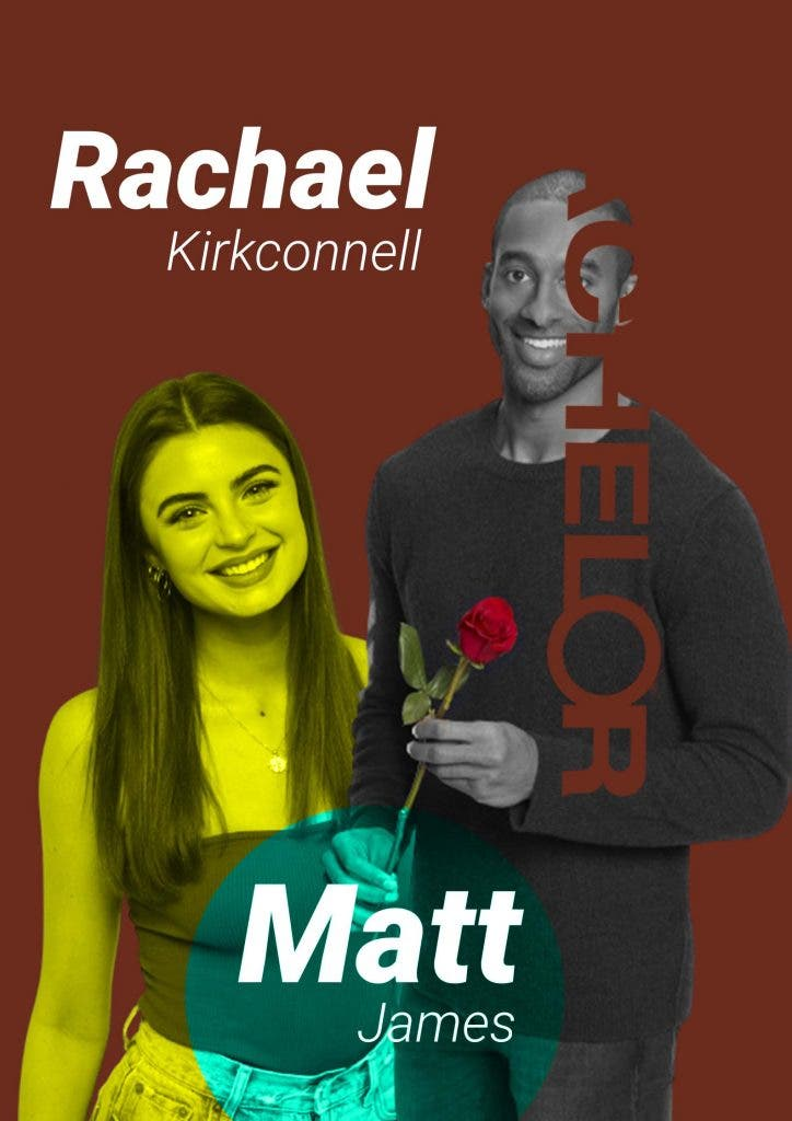 'The Bachelor' star Matt James has finally opened up about Rachael Kirkconnell's TikTok controversy