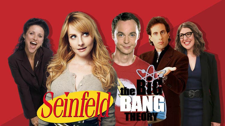 CBS Torn Between The Big Bang Theory And Seinfeld Reboot