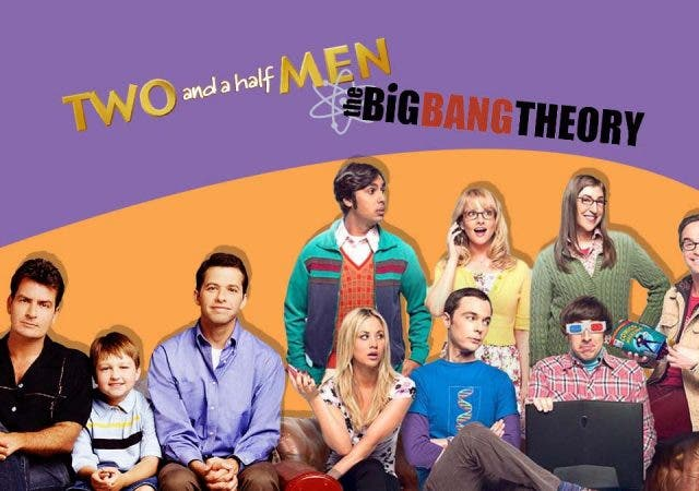 'The Big Bang Theory' and 'Two and a Half Men' epic crossovers