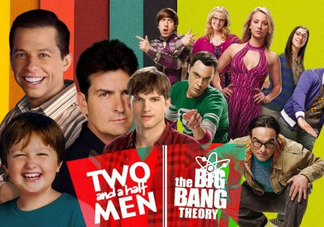 The Big Bang Theory And Two And A Half Men
