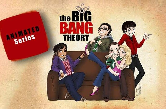 Animated Big Bang DKODING