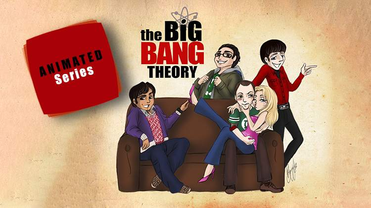 The Big Bang Theory All Set For A Return With An Animated Series