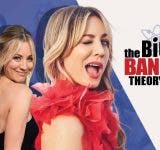 Kaley Cuoco is thanking Jim Parsons for abruptly ending 'The Big Bang Theory'