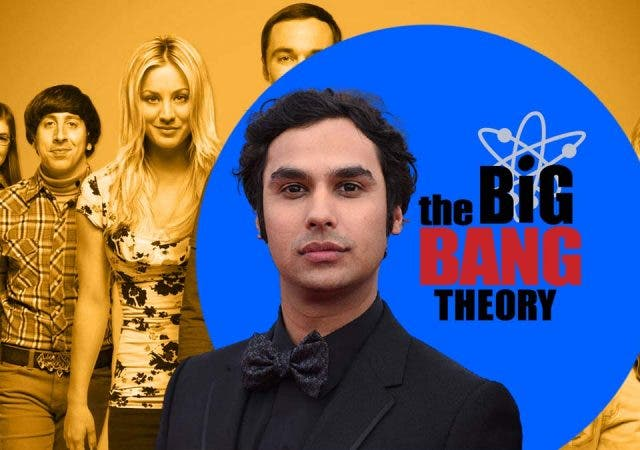 Kunal Nayyar's character in 'The Big Bang Theory' was never supposed to be an Indian