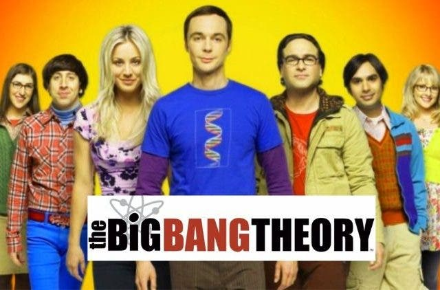 The Big Bang Theory Movie DKODING