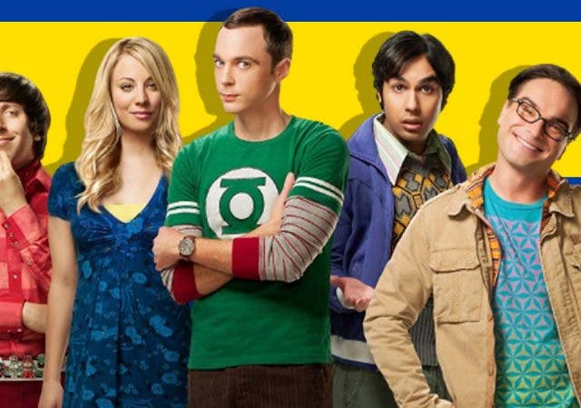 The Big Bang Theory Racism