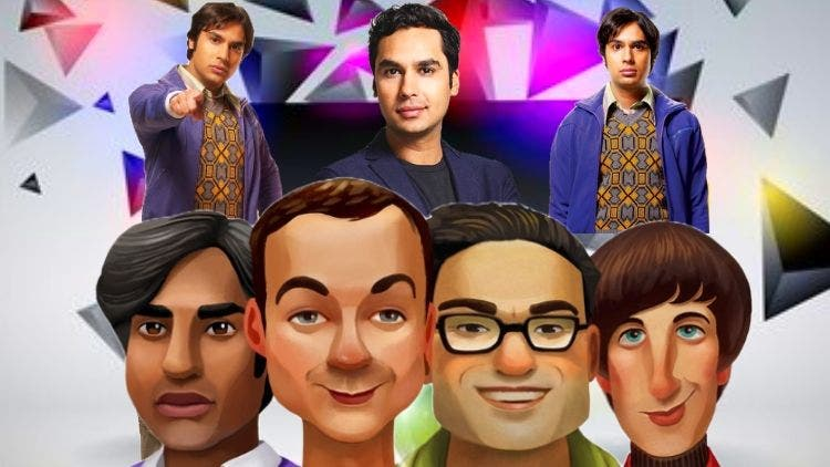 Big Bang Theory Is Returning But With Only Raj Koothrappali