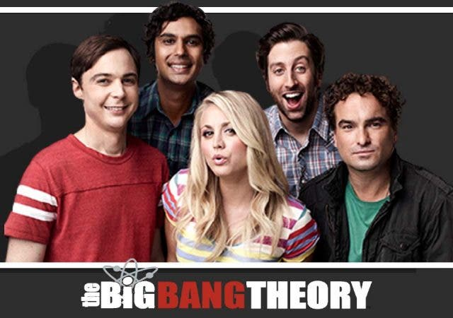 The Big Bang Theory Science
