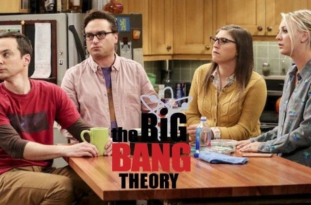 Big Bang Theory Season 13 DKODING