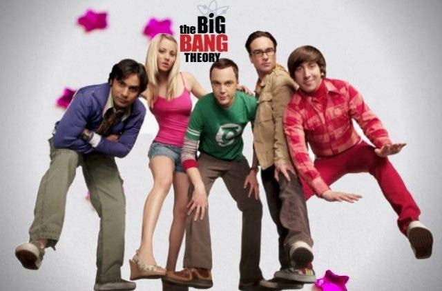 The Big Bang Theory Season 13 DKODING
