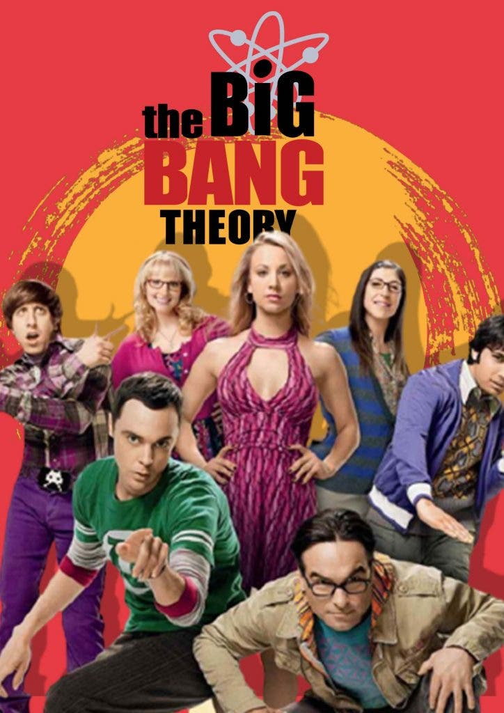 The Big Bang Theory's character