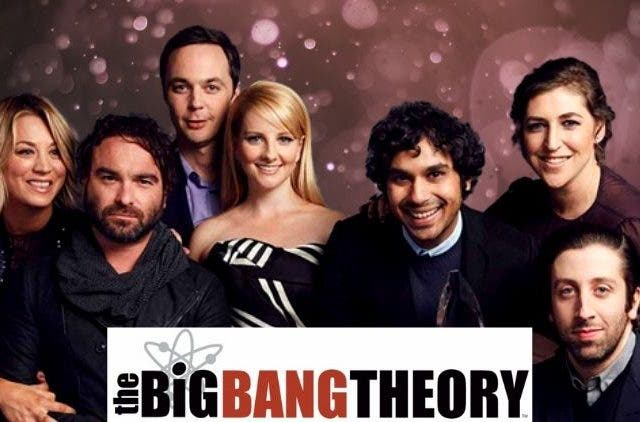 The Big Bang Theory Stars DKODING