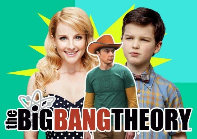 Big Bang Theory Young Sheldon