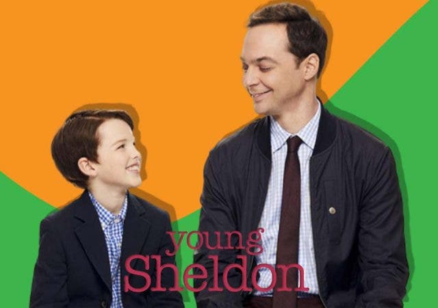 The Big Bang Theory Young Sheldon,