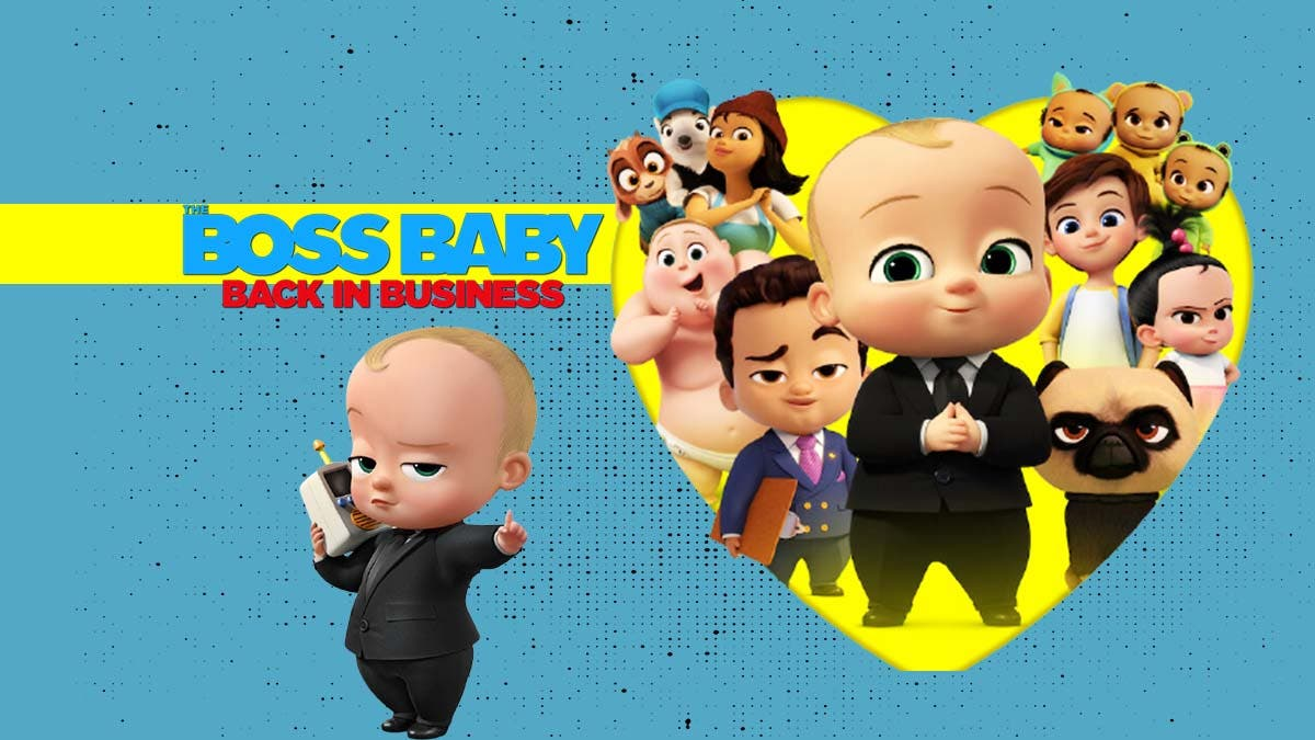 Needless show 'The Boss Baby: Back in Business' ruins the original film