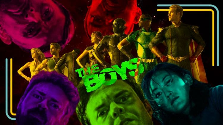 Amazon's The Boys Beats All The Marvel And DC's Superhero Shows