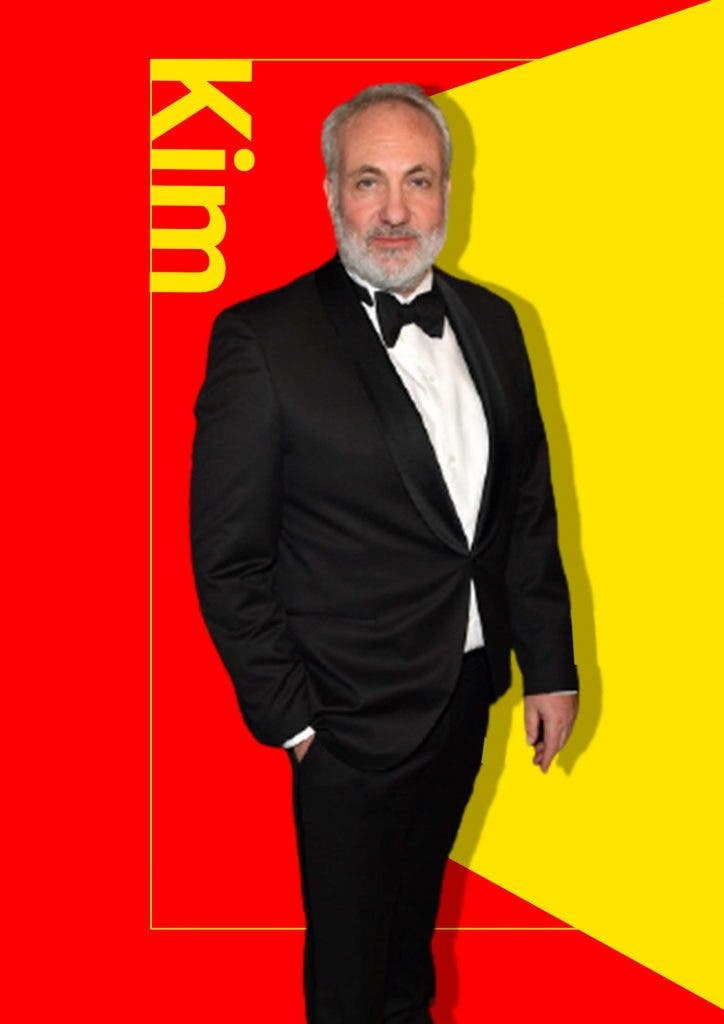 The Bridge' lead cast Kim Bodnia