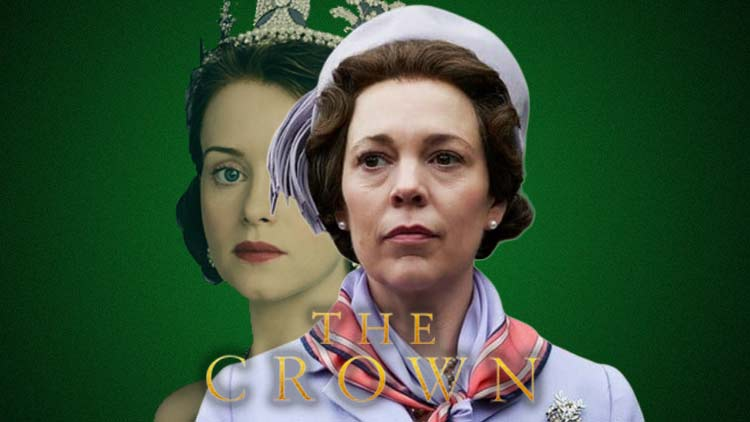 The Crown Netflix DKODING