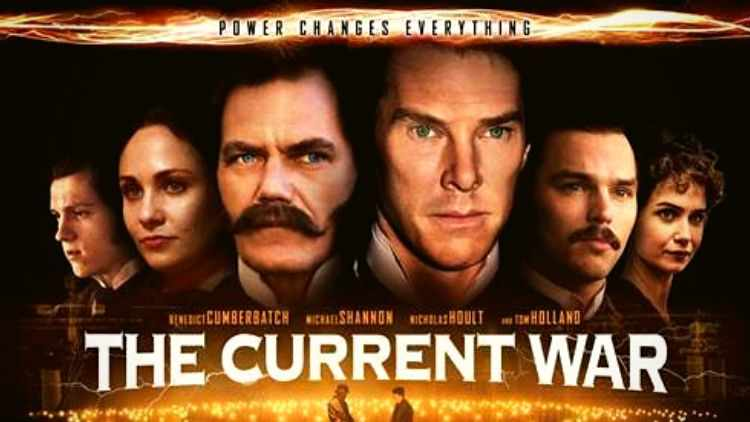 'The Current War' delves deep into the true story of the famous Edison vs. Tesla rivalry.
