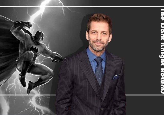 Zack Snyder now making 'The Dark Knight Returns', but DC's being troublesome