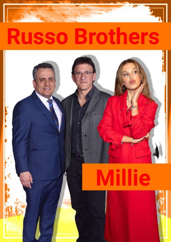 Millie Bobby Brown to team up with Russo Brothers