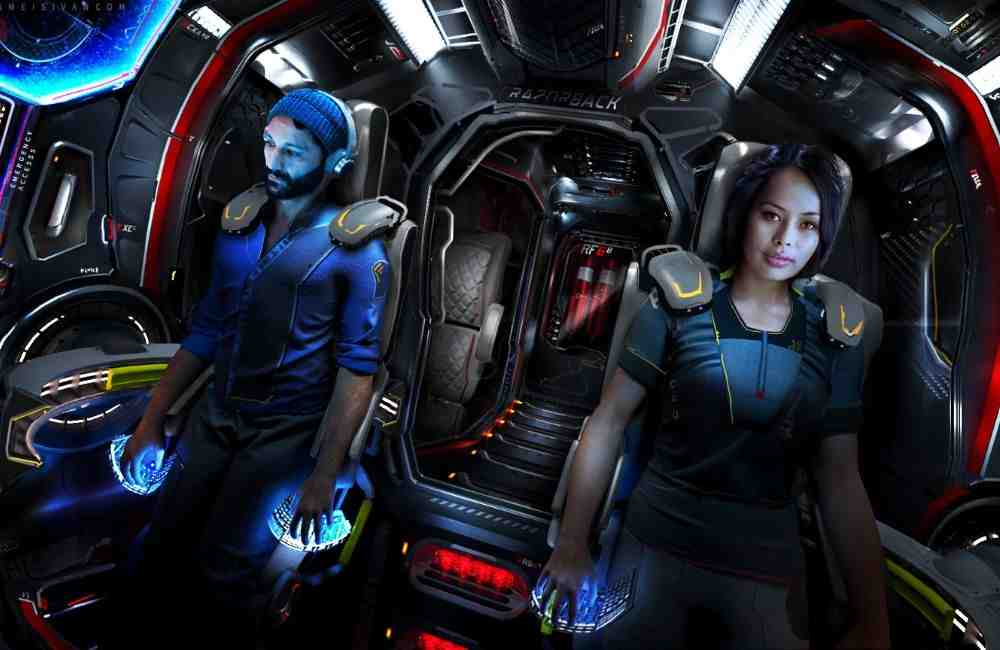The Expanse Amazon Prime Season 5 DKODING