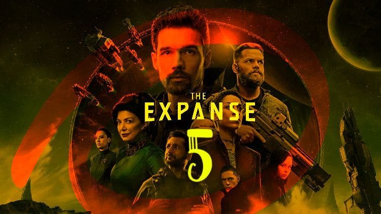 Amazon Prime Hints On An Early Release For The Expanse Season 5 - DKODING