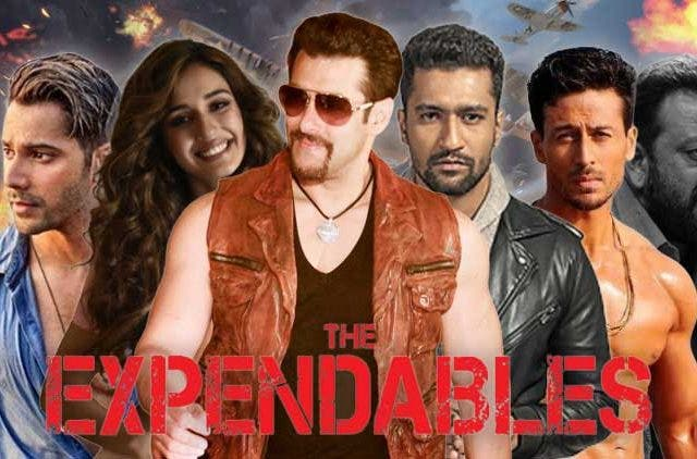 The Bollywood Expendables DKODING